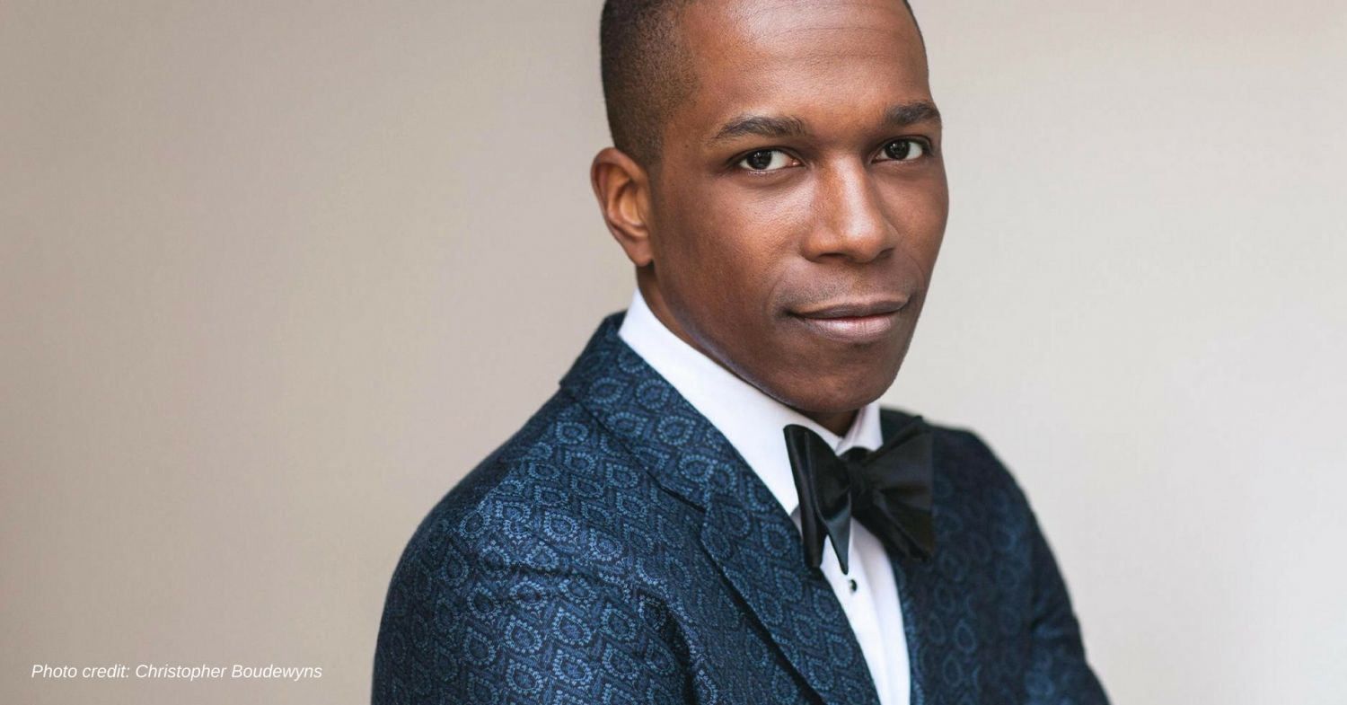 An Evening with Leslie Odom Jr.